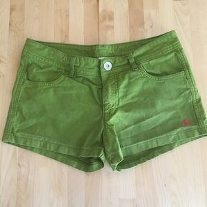 e9 denim shorts